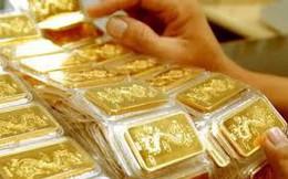 Giá vàng lình xình quanh mốc 36,6 triệu đồng/lượng