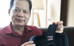 """Ông Kiên """"chống gù"""": Vị bác sĩ nhi khoa làm cặp siêu nhẹ - chống gù cho học sinh thành ông chủ công ty túi xách doanh thu hơn 300 tỷ đồng"""