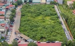 Bãi đỗ xe ngầm công viên Thống Nhất thành bãi lậu 