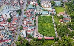 Kiểm tra bãi xe lậu trên khu đất 10.000m2 giữa Thủ đô