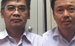 Bắt 4 cựu lãnh đạo thuộc Tập đoàn Dầu khí Việt Nam