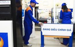 Giá xăng dầu đồng loạt giảm hơn 300 đồng/lít từ 15h