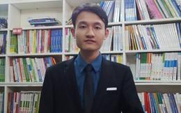 Gặp chàng trai Thái Bình từ bị trầm cảm vì áp lực thi cử đến người lập kỷ lục điểm đầu ra hơn 50 năm của ĐH Ngoại Thương