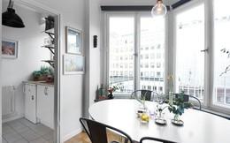 Căn hộ 20 m2 thiết kế theo phong cách tối giản đẹp đến nao lòng