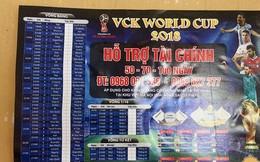 Cầm đồ, cho vay tín dụng đen 'chạy đua' mùa World Cup