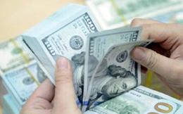 Giá USD tăng mạnh, tỷ giá trung tâm tăng 10 đồng