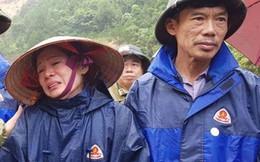 Nước mắt, tình người trong tâm lũ Lai Châu