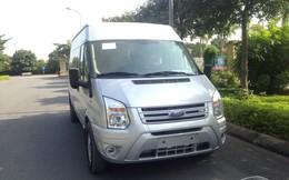 Ford Việt Nam triệu hồi hơn 500 xe Transit để sửa lỗi