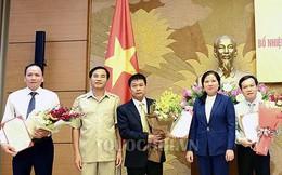 Văn phòng Quốc hội bổ nhiệm lãnh đạo cấp Vụ