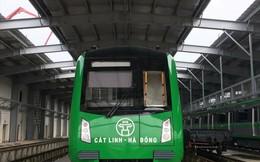 Ép tiến độ, đường sắt đô thị Cát Linh - Hà Đông chạy thử trong tháng 8