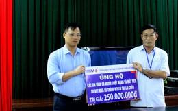 BIDV dành hơn 300 triệu đồng hỗ trợ các gia đình có nạn nhân thiệt mạng trong đợt lũ quét tại Lai Châu, Hà Giang