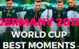 Video hot nhất ngày: Khoảnh khắc đẹp nhất của đội tuyển Đức tại World Cup 2018