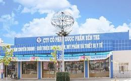 Hơn một nửa cổ phần của Dược Bến Tre (DBT) được trao tay chỉ trong một ngày