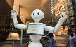 Gặp gỡ Pepper - nhân viên Robot đầu tiên tại một ngân hàng của Mỹ