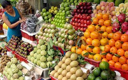 Xu thế nhập khẩu trái cây từ Thái Lan, tái xuất sang Trung Quốc
