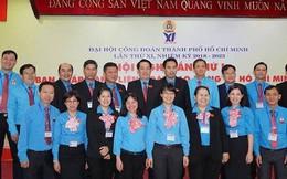 Bà Trần Thị Diệu Thúy tái đắc cử Chủ tịch LĐLĐ TP HCM