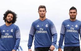 Ronaldo nói với đồng đội về quyết định chia tay Real Madrid