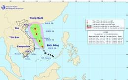 Áp thấp nhiệt đới khả năng thành bão trên Biển Đông