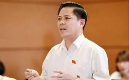 [TRỰC TIẾP]: Bộ trưởng Nguyễn Văn Thể trả lời chất vấn