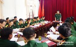 Điều động, bổ nhiệm nhân sự Quân khu 4