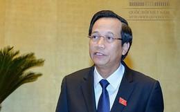 Sáng nay, Bộ trưởng LĐ-TB-XH đăng đàn trả lời chất vấn