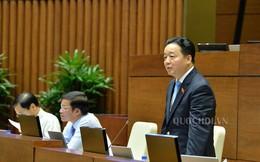 Bộ trưởng Trần Hồng Hà: Chưa phát hiện người nước ngoài mua đất ở các đặc khu