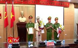 Bổ nhiệm các chức danh tư pháp Cơ quan Cảnh sát điều tra CATP Hà Nội