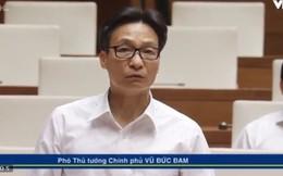 """Phó Thủ tướng và Bộ trưởng Đào Ngọc Dung cùng giải thích về mô hình lao động """"không giống với thế giới"""""""