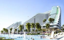 Dự án có bể bơi dài nửa km bên bờ biển bãi Dài, Cam Ranh