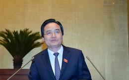Bộ trưởng Phùng Xuân Nhạ: Sẽ tạo điều kiện cho các tập đoàn tư nhân đầu tư mạnh vào giáo dục