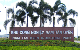 KCN Nam Tân Uyên kế hoạch lãi 2018 gấp gần 3 lần cùng kỳ