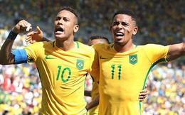 """Gabriel Jesus: """"Cậu bé khu ổ chuột"""" sẽ dẫn đường cho Brazil ở World Cup 2018"""