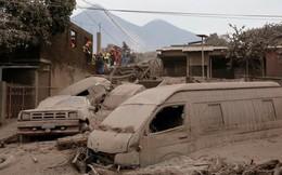 Ít nhất 300 người chết và mất tích vì núi lửa phun trào ở Guatemala