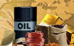 Thị trường hàng hóa ngày 7/6: Giá kim loại và khí gas tăng mạnh, dầu và rau củ quả giảm sâu
