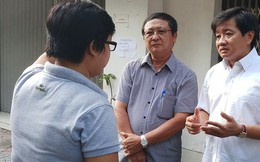 Đang cưỡng chế chung cư 60 tuổi ở trung tâm Sài Gòn