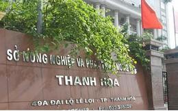 Giám đốc Sở ở Thanh Hóa bổ nhiệm loạt cán bộ sai quy định