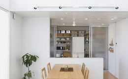 Ngôi nhà mang phong cách tối giản, hiện đại