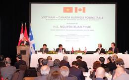 Thủ tướng: Kinh tế Việt Nam - Canada bổ trợ cho nhau hơn là cạnh tranh