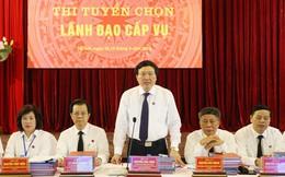 Tòa án nhân dân tối cao thi tuyển 4 lãnh đạo cấp Vụ