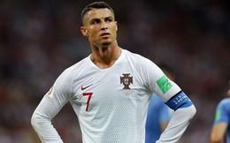 """World Cup 2018: Cú đá """"gôn to gấp đôi cũng không vào"""" và 90 phút vô hại của Ronaldo"""
