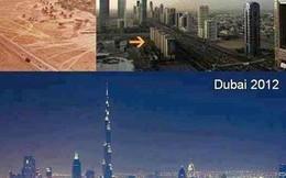 """[Case Study] Du lịch Dubai - """"cỗ máy in tiền"""" Trung Đông: Luật lệ hà khắc, sa mạc nóng bỏng, nhưng vẫn đều đặn đem về hàng tỷ đô"""