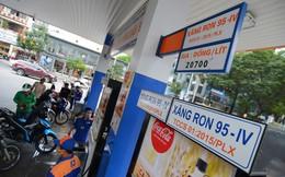 Phó Thủ tướng đồng ý giãn thời gian tăng thuế môi trường với xăng dầu