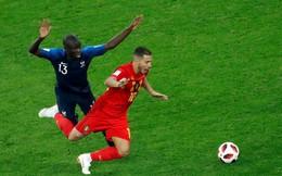 Các ngôi sao Bỉ thi nhau chỉ trích lối đá tiêu cực của Pháp
