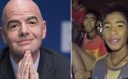 FIFA gửi thông điệp mới tới đội bóng Thái Lan sau lời mời dự chung kết World Cup