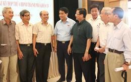 Chủ tịch Hà Nội Nguyễn Đức Chung: Có những dự án kéo dài tới 17 năm
