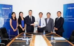 Eximbank nhận giải thưởng Chất lượng thanh toán quốc tế xuất sắc 2017