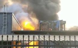 Nổ tại nhà máy hóa chất ở Trung Quốc làm 19 người thiệt mạng