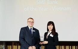 BIDV được Asian Banking & Finance vinh danh Ngân hàng SME tốt nhất Việt Nam 2018
