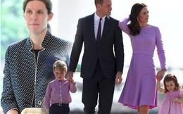 """Không phải Công nương Kate, đây mới là người phụ nữ """"quyền lực"""" đối với Hoàng tử bé và Công chúa Charlotte"""