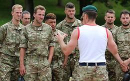 [World Cup 2018] Bí quyết để đội tuyển Anh vào được bán kết: Tham gia khóa huấn luyện của Hải quân Hoàng gia